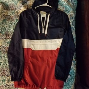 Zine Pullover Jacket